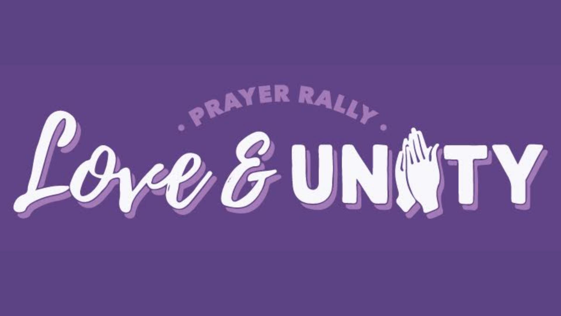 Prayer Rally Web